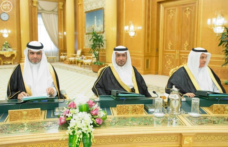 الملك يرأس جلسة الوزراء8