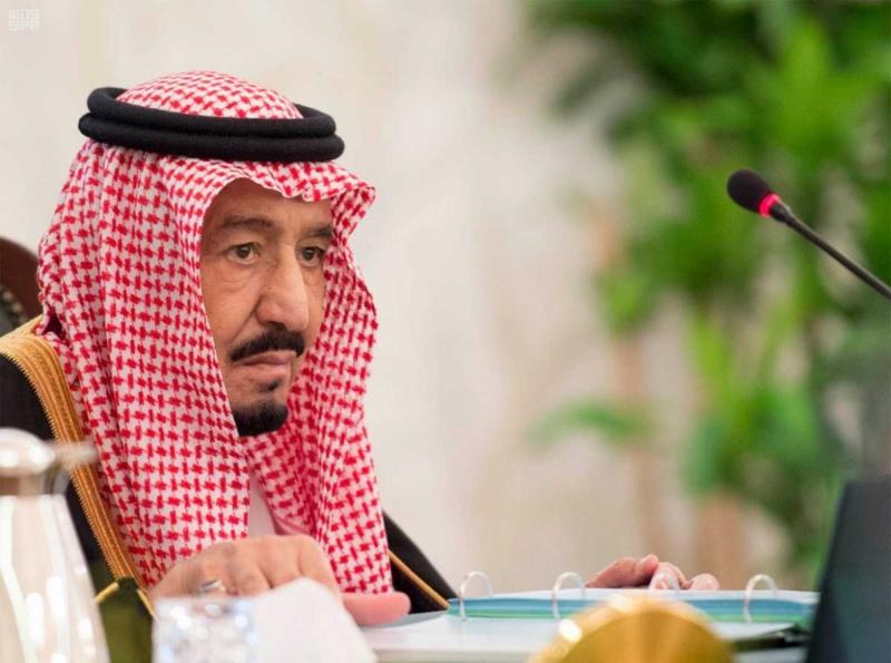 الملك يرأس جلسة مجلس الوزراء.jpg1