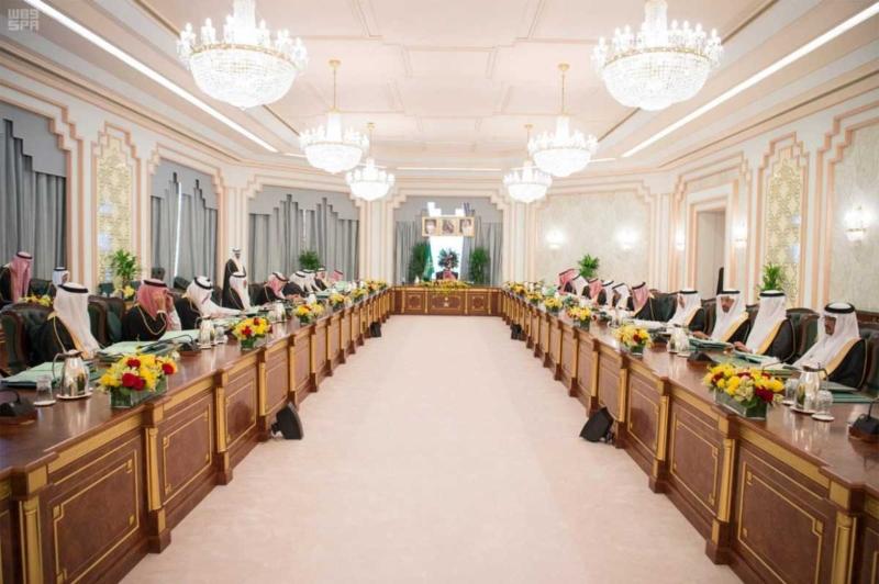 الملك يرأس جلسة مجلس الوزراء.jpg7