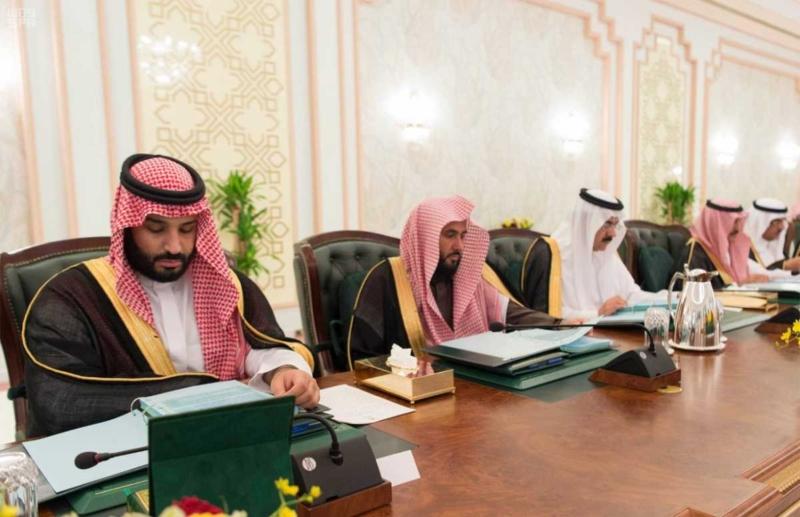 الملك يرأس جلسة مجلس الوزراء.jpg8