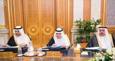 الملك يرأس جلسة مجلس الوزراء4