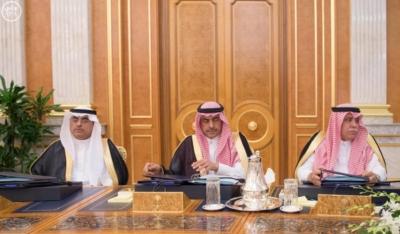 الملك يرأس جلسة مجلس الوزراء5