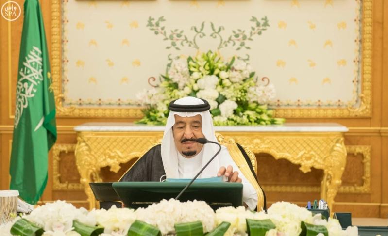 الملك يرأس مجلس الوزراء2