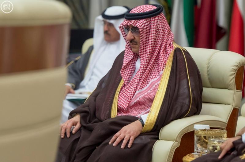 الملك يراس الاجتماع التشاوري لمجلس التعاون10