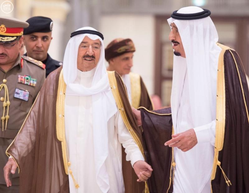 الملك يراس الاجتماع التشاوري لمجلس التعاون16