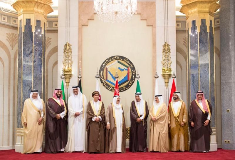 الملك يراس الاجتماع التشاوري لمجلس التعاون17