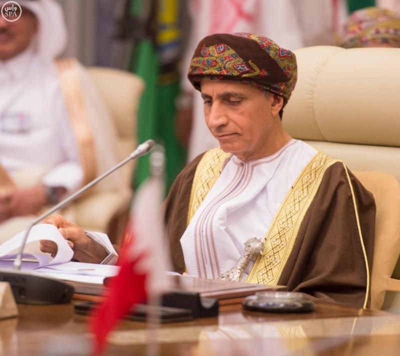 الملك يراس الاجتماع التشاوري لمجلس التعاون5