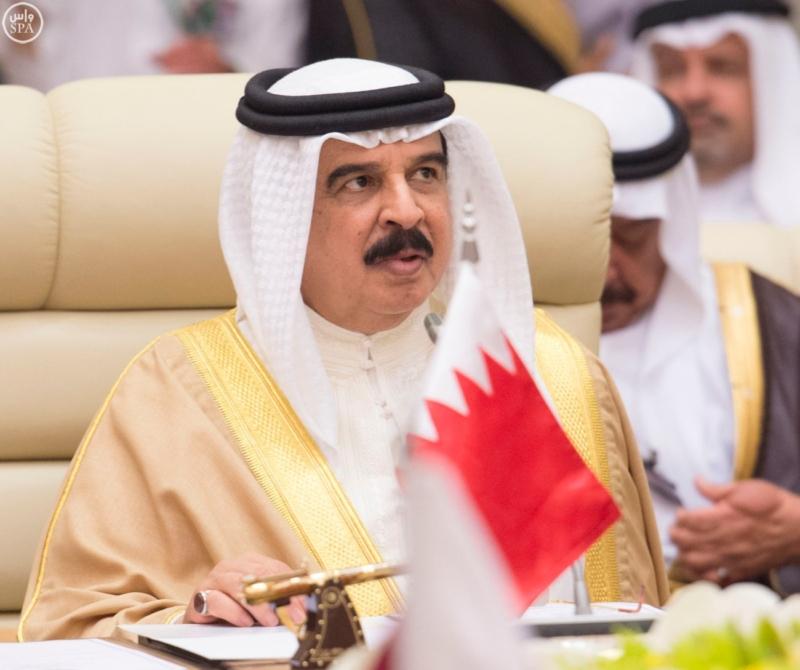 الملك يراس الاجتماع التشاوري لمجلس التعاون6