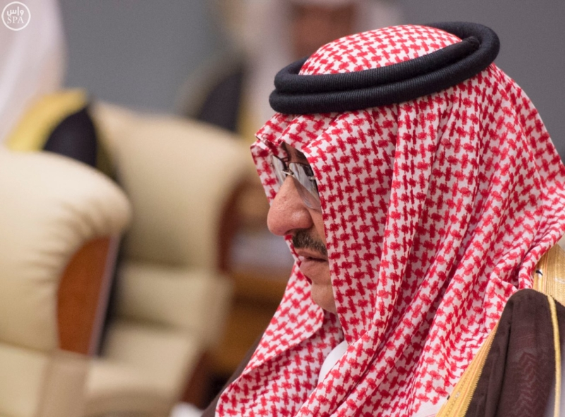 الملك يراس الاجتماع التشاوري لمجلس التعاون9