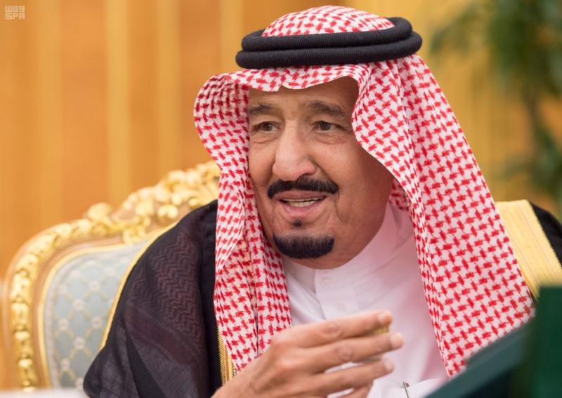 الملك يراس الوزراء 8