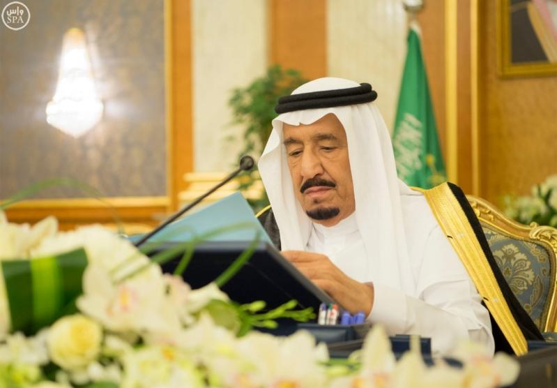 الملك يراس جلسة مجلس الوزراء