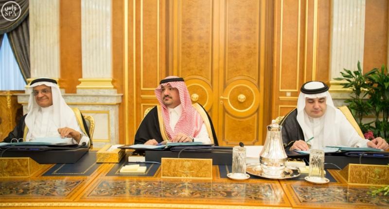 الملك يراس جلسة مجلس الوزراء5
