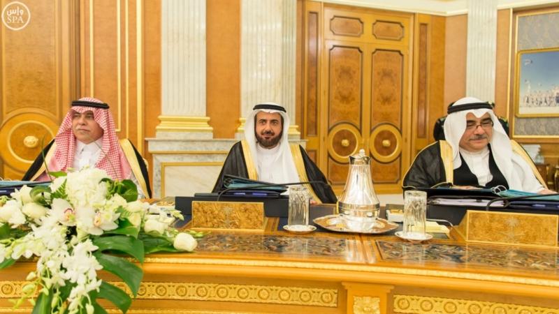 الملك يراس جلسة مجلس الوزراء6