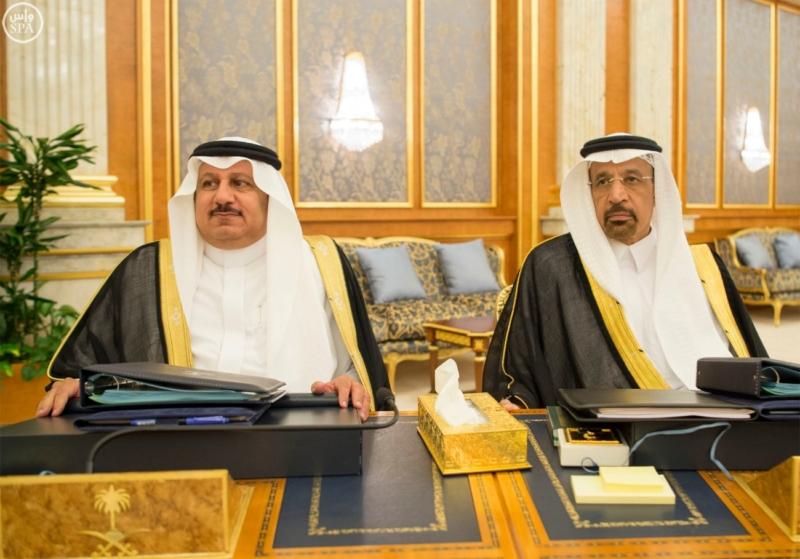 الملك يراس جلسة مجلس الوزراء8
