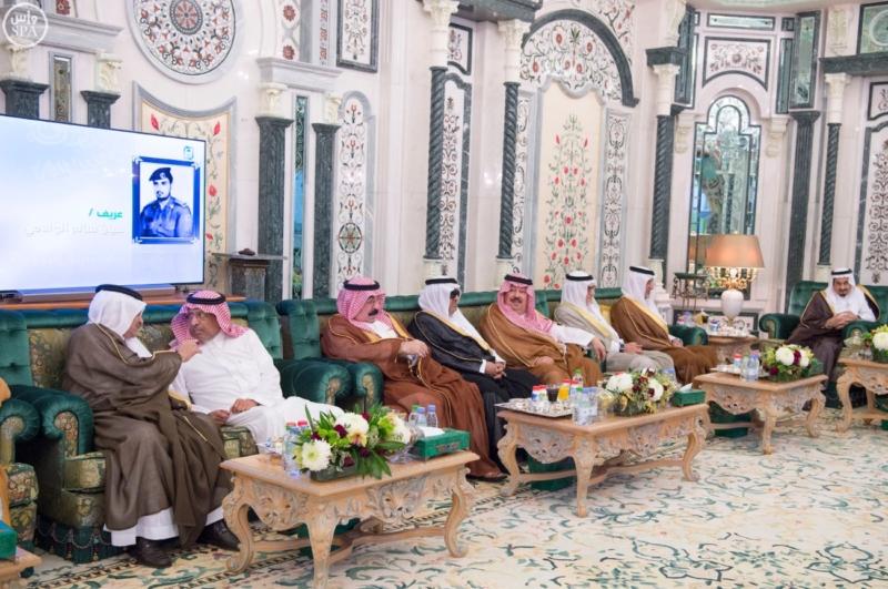 الملك يستقبل الرئيس الأفغاني والجابوني والحريري ووزير الدفاع الجيبوتي ورئيس حركة النهضة التونسية وأمين أوبك14