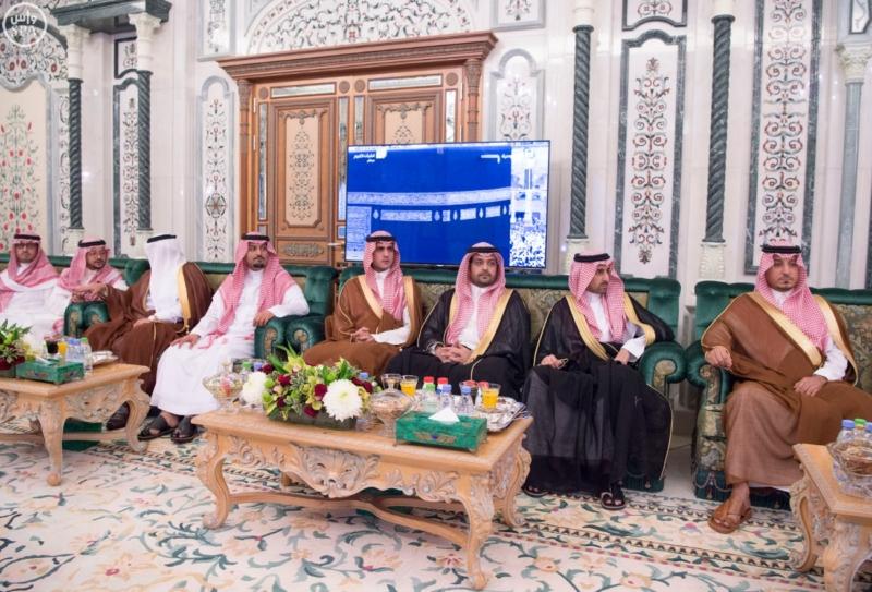 الملك يستقبل الرئيس الأفغاني والجابوني والحريري ووزير الدفاع الجيبوتي ورئيس حركة النهضة التونسية وأمين أوبك18