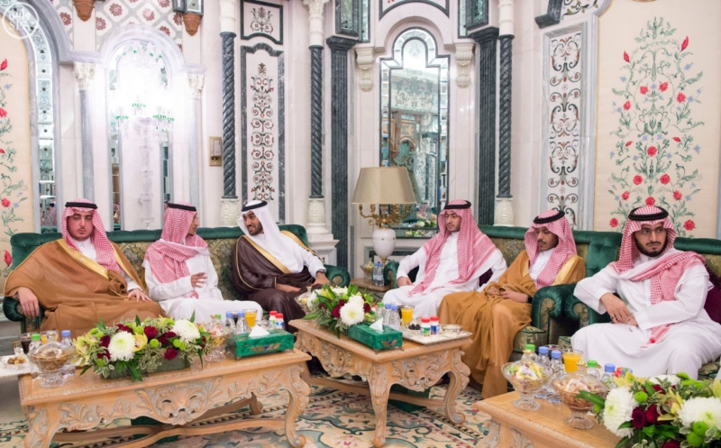 الملك يستقبل الرئيس الأفغاني والجابوني والحريري ووزير الدفاع الجيبوتي ورئيس حركة النهضة التونسية وأمين أوبك19