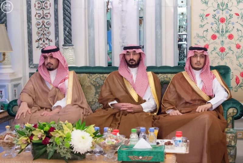 الملك يستقبل الرئيس الأفغاني والجابوني والحريري ووزير الدفاع الجيبوتي ورئيس حركة النهضة التونسية وأمين أوبك20