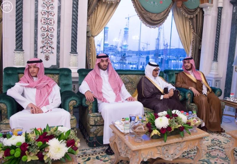 الملك يستقبل الرئيس الأفغاني والجابوني والحريري ووزير الدفاع الجيبوتي ورئيس حركة النهضة التونسية وأمين أوبك21