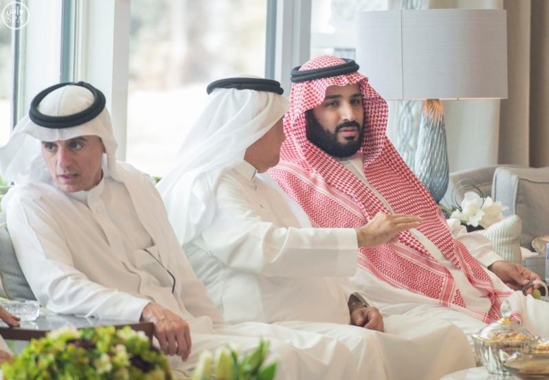 الملك يستقبل الرئيس السوداني 3