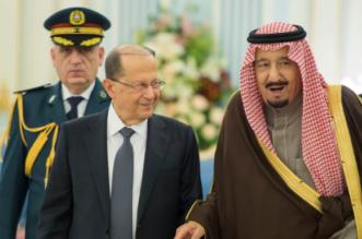 شاهد بالصور .. قمة سعودية - لبنانية في قصر اليمامة بالرياض - المواطن