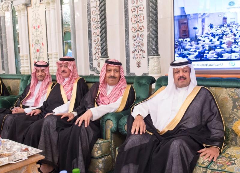 الملك يستقبل الرئيس اليمني5