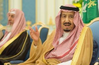 الملك يستقبل المفتي وأمراء ومواطنون 4