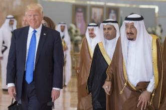 في اتصال هاتفي بالملك .. ترامب يشيد بدور المملكة القيادي في مكافحة الإرهاب - المواطن