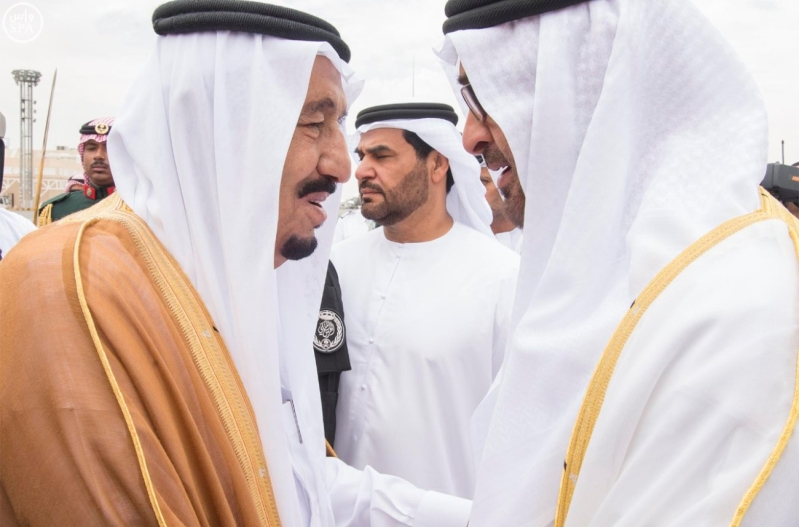 الملك يستقبل رؤساء الدول10