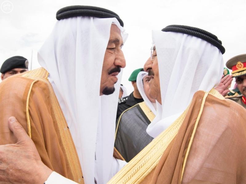 الملك يستقبل رؤساء الدول12