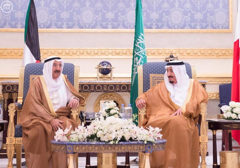 الملك يستقبل رؤساء الدول15