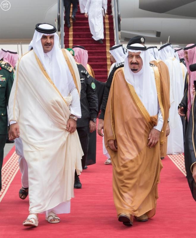 الملك يستقبل رؤساء الدول3