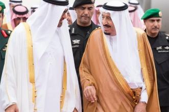 الملك يستقبل رؤساء الدول7