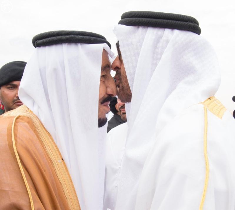 الملك يستقبل رؤساء الدول8
