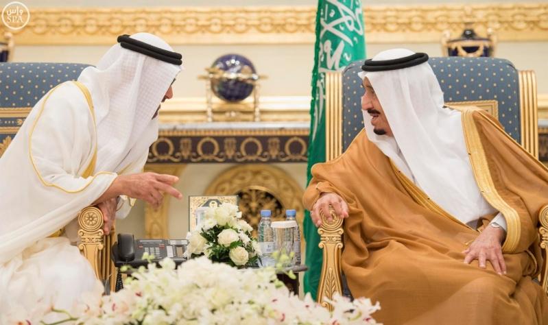 الملك يستقبل رؤساء الدول9