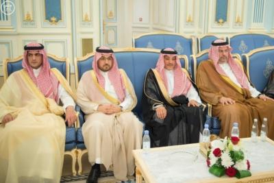 الملك يستقبل رئيس تركمانستان