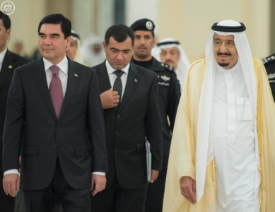 الملك يستقبل رئيس تركمانستان.jpg10