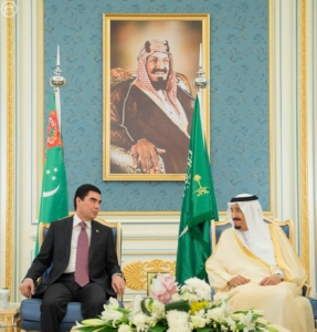 الملك يستقبل رئيس تركمانستان.jpg11