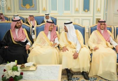 الملك يستقبل رئيس تركمانستان.jpg4