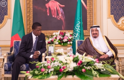 الملك يستقبل رئيس جمهورية زامبيا11
