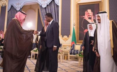 الملك يستقبل رئيس جمهورية زامبيا7