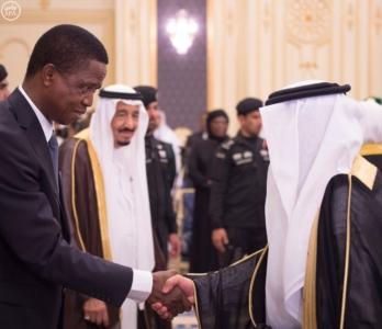 الملك يستقبل رئيس جمهورية زامبيا8
