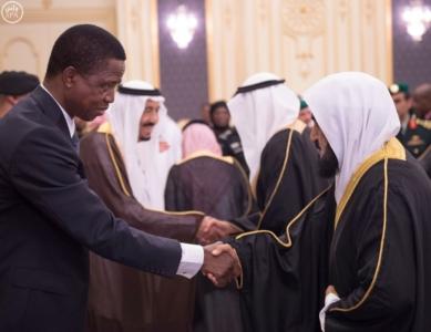 الملك يستقبل رئيس جمهورية زامبيا9