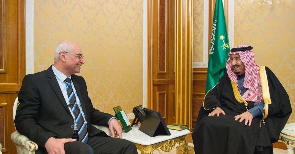 الملك يستقبل رئيس ديوان الرقابة المالية الاتحادي بالعراق