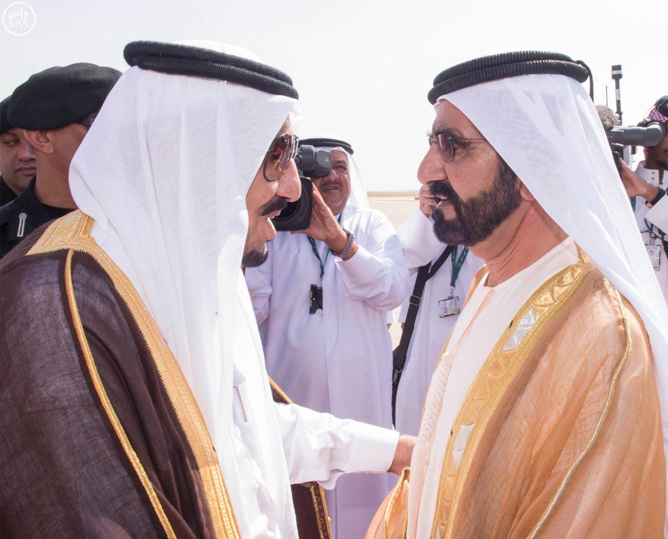 الملك-يستقبل-محمد-بن-راشد