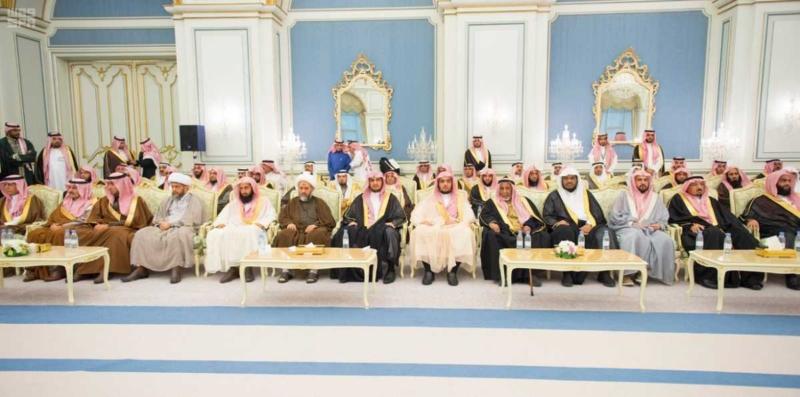 الملك يشرف حفل الأحساء (11)