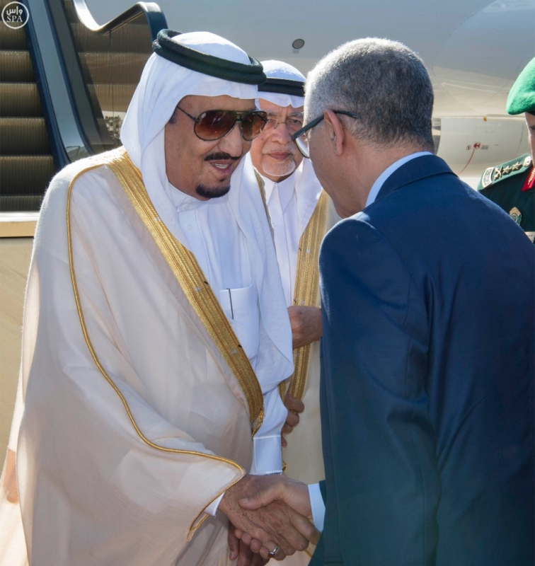 الملك يصل إلى المغرب (31195650) 