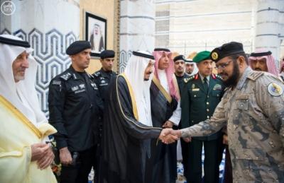 الملك يصل الى جدة قادم من الرياض8
