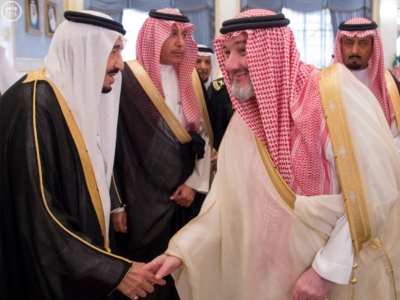 الملك يغادر الرياض متوجها الى جدة3
