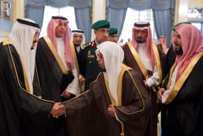 الملك يغادر الرياض متوجها الى جدة5